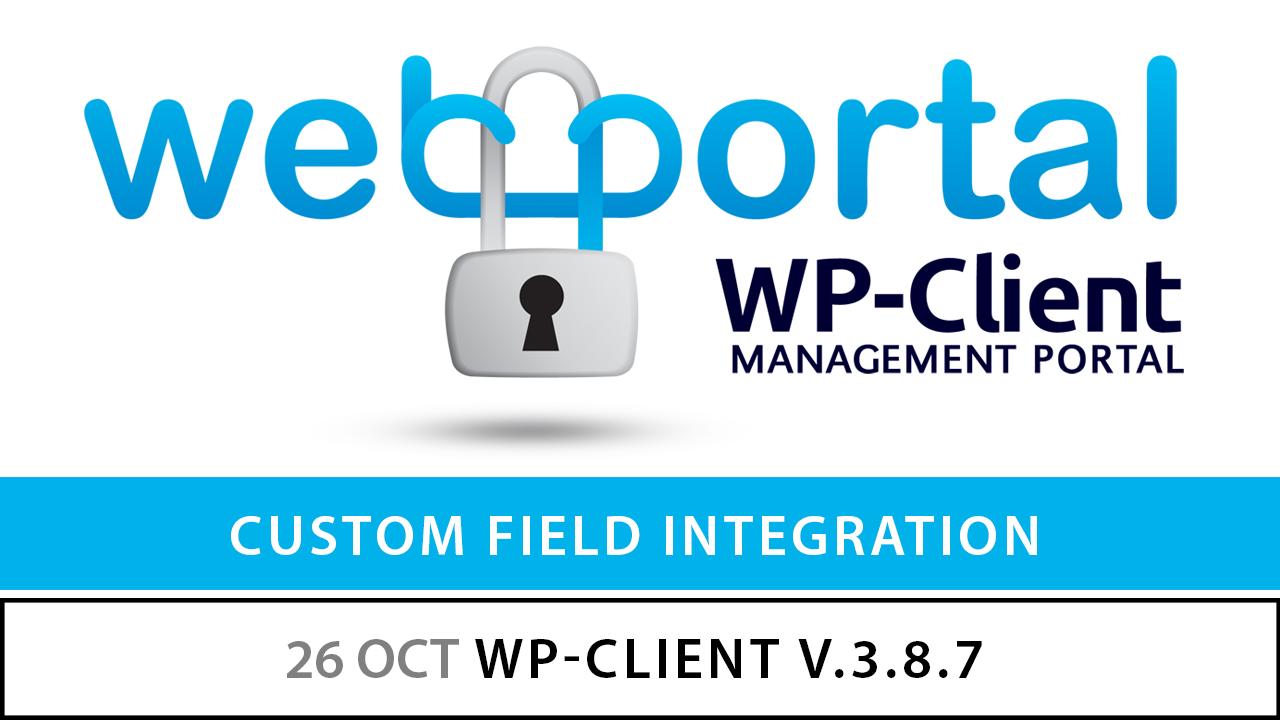 WP-Client v.3.8.7