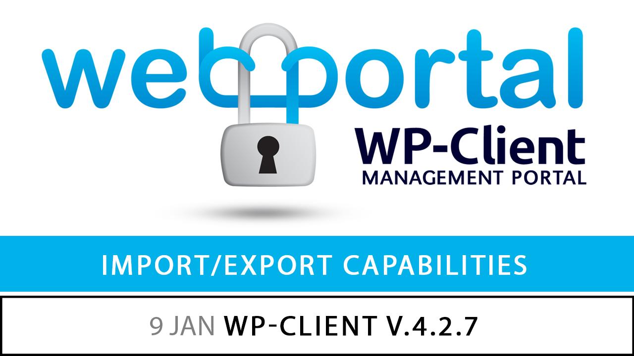 WP-CLIENT V.4.2.7